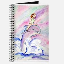 Girl & Dolphin Journal