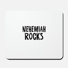 Nehemiah Rocks Mousepad