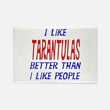 I Like Tarantulas Rectangle Magnet