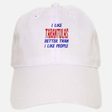 I Like Tarantulas Baseball Baseball Cap