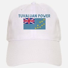TUVALUAN POWER Baseball Baseball Cap