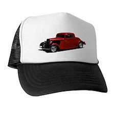 Helaine's Hot Rod 2 Trucker Hat