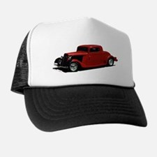 Helaine's Hot Rod 2 Trucker Hat