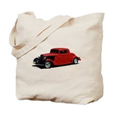 Helaine's Hot Rod 2 Tote Bag