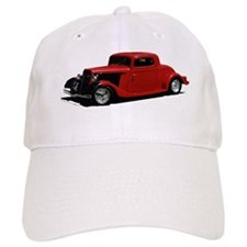 Helaine's Hot Rod 2 Baseball Cap