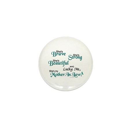 Lucky Me 1 (Mother-In-Law OC) Mini Button (10 pack