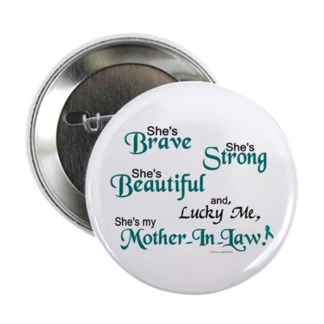 "Lucky Me 1 (Mother-In-Law OC) 2.25"" Button (10 pac"