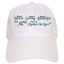 Lucky Me 1 (Mother-In-Law OC) Baseball Cap