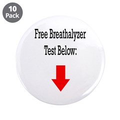 Free Breathalyzer Test Below 3.5