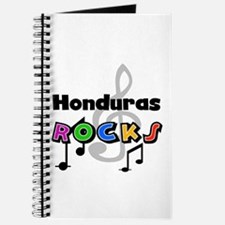 Honduras Rocks Journal