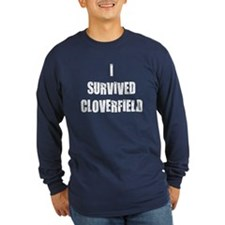 I Survived Cloverfield T