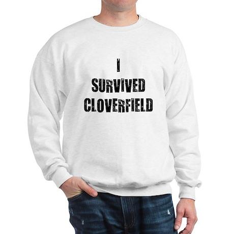 I Survived Cloverfield Sweatshirt