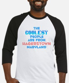 Coolest: Hagerstown, MD Baseball Jersey
