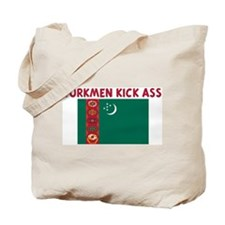 TURKMEN KICK ASS Tote Bag
