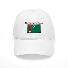 TURKMEN KICK ASS Baseball Cap