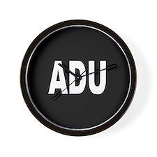 ADU Wall Clock