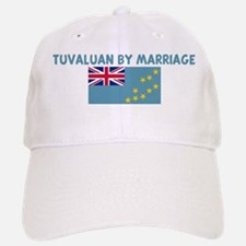 TUVALUAN BY MARRIAGE Baseball Baseball Cap
