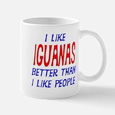 I Like Iguanas Mug