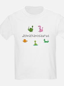 Johnathanosaurus T-Shirt