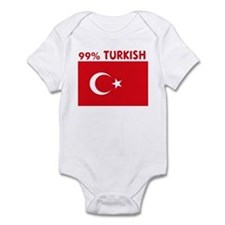 99 PERCENT TURKISH Onesie
