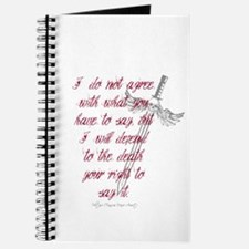Voltair Quote T-Shirts and Gi Journal