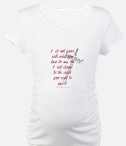 Voltair Quote T-Shirts and Gi Shirt
