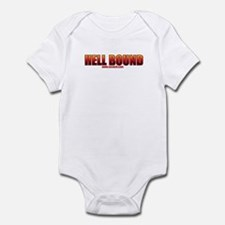 Hell Bound Fire Infant Bodysuit