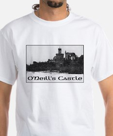 Cute White castle Shirt