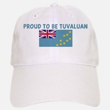 PROUD TO BE TUVALUAN Baseball Baseball Cap