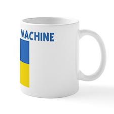 UKRAINIAN LOVE MACHINE Mug