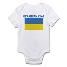 UKRAINIAN KING Infant Bodysuit