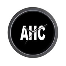 AHC Wall Clock