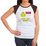1928 Leap Year Baby Women's Cap Sleeve T-Shirt