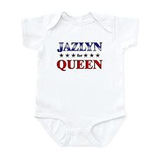 JAZLYN for queen Infant Bodysuit