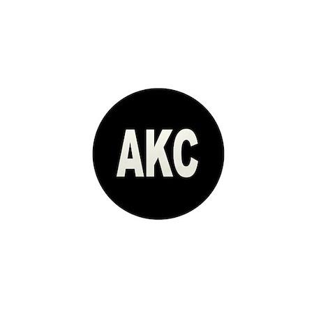 AKC Mini Button (10 pack)