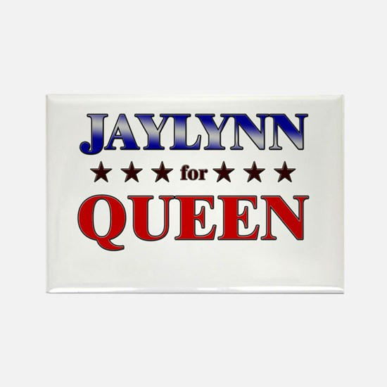 JAYLYNN for queen Rectangle Magnet