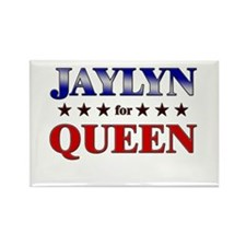 JAYLYN for queen Rectangle Magnet