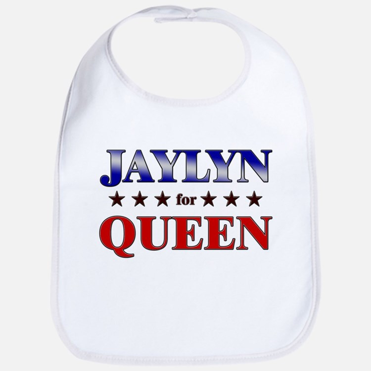 JAYLYN for queen Bib