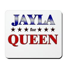 JAYLA for queen Mousepad