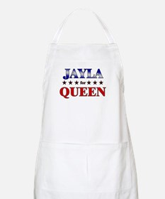 JAYLA for queen BBQ Apron