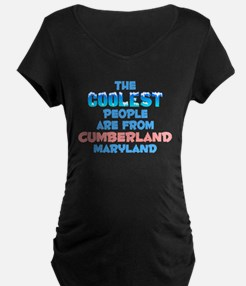 Coolest: Cumberland, MD T-Shirt