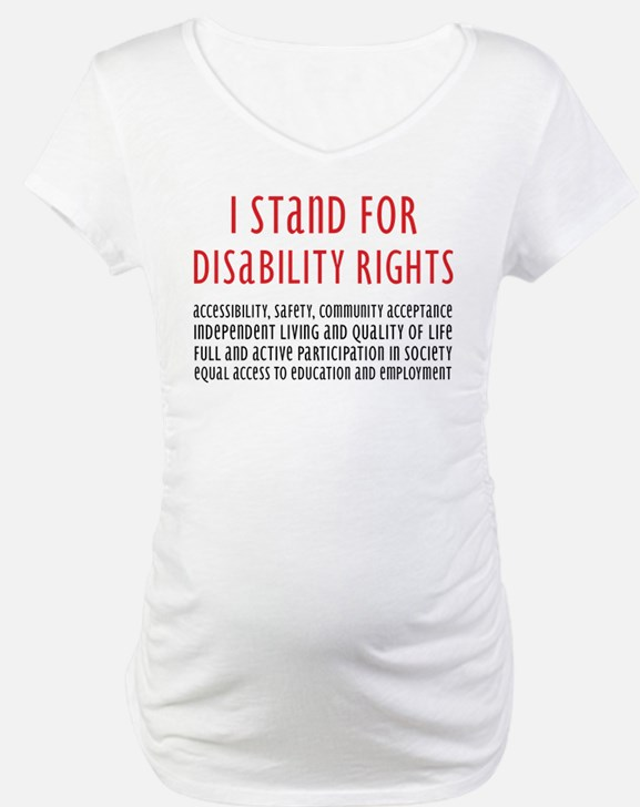 Disability Rights Shirt