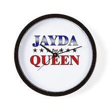JAYDA for queen Wall Clock