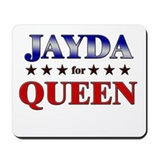 JAYDA for queen Mousepad