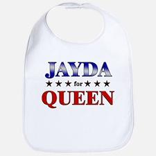 JAYDA for queen Bib
