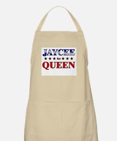 JAYCEE for queen BBQ Apron