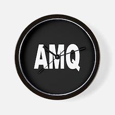 AMQ Wall Clock