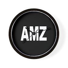 AMZ Wall Clock