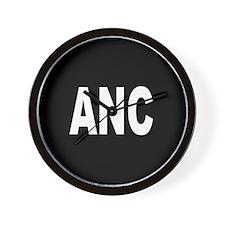 ANC Wall Clock