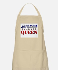 JANIYAH for queen BBQ Apron